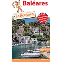 Guide du Routard Baléares 2017/18