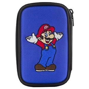 Offiziell lizenzierte Super Mario Tasche Schutz-Hülle Etui Case Bag für Nintendo New 3DS 3DS DSi DS Lite Konsole…