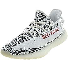 Adidas Yeezy Boost 350- limitada de la tela Negro con nosotros 8