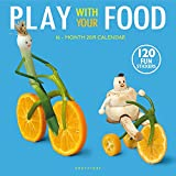 Play with your Food – Mit dem Essen spielen 2019 - 16-Monatskalender (Wall-Kalender)