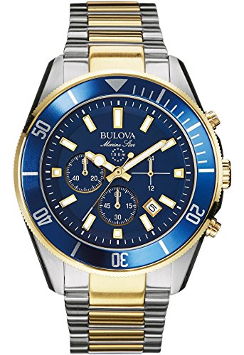bulova-mens-desiger-chronograph-watch-stainless-steel-bracelet-water-resistant-blue-gold-marine-star