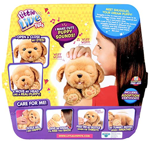 Zoom IMG-1 little live pets 28185 peluce