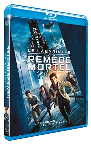Le Labyrinthe : Le remède mortel [Blu-ray + Digital HD]