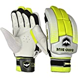 #3: Birdblue Batting Gloves (Size : Standard_ Yellow)