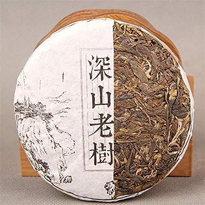 Thé puer fait main 100g (0.22LB) thé Pu'er cru écologie chinoise vieux arbre thé puer vert bio thé pu erh sheng thé vert thé chinois thé Puer