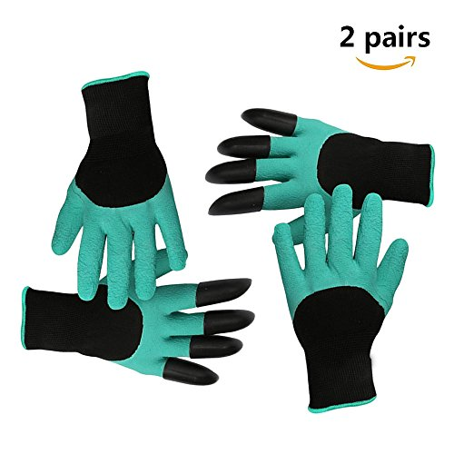 Garden Gloves With Digging & Planting, DegGod