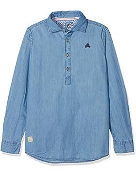 Scalpers Polera Chambray, Camisa para Niños