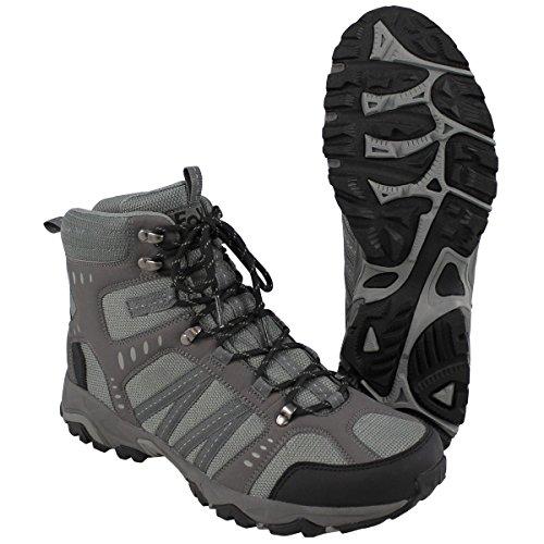 MFH Trekking-Schuh Mountain High Halbschuhe Laufschuhe Bergschuh Outdoorschuh Größe 39-46 (45) (Racing-anzug Fox)