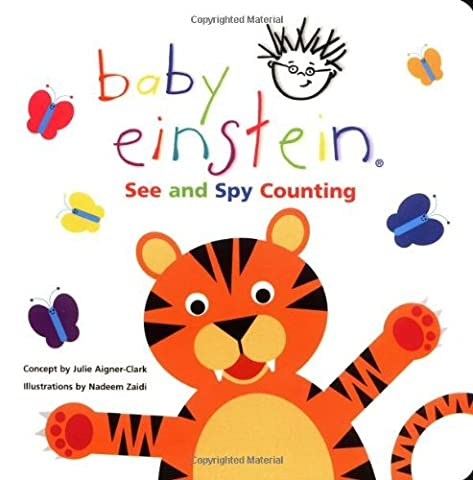 Baby Einstein: See and Spy Counting by Julie Aigner-Clark (2001-10-02)