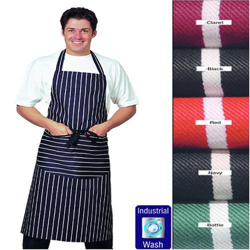 large-dennys-striped-bib-apron-with-pocket-100-cotton-long-ties-various-colours-available-red-by-den