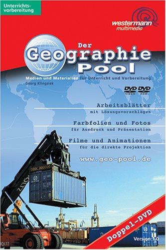 Der Geographie Pool, Ausgabe 2006, 1 DVD u. 1 DVD-ROM Medien und Materialien für Unterricht und Vorbereitung