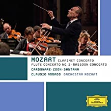 Mozart - Konzert für Klarinette, Fagott, Flöte Nr. 2