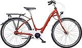 Mädchen Fahrrad 26 Zoll Aprikose - Kettler Layana Girl Kinderrad - 7-Gang Nabenschaltung, Licht, Gepäckträger