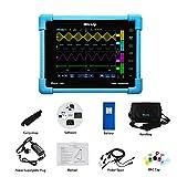Micsig Digital Tablette Berührungsempfindlicher Bildschirm Oszilloskop 100MHz 4Ch 28Mpts TO1104 + Optisches Zubehör (TO1104 Kit2)