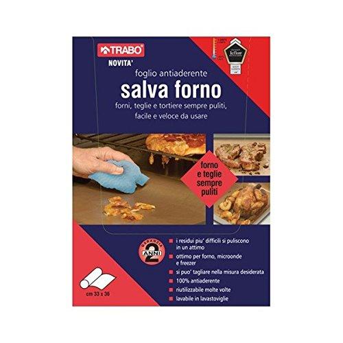FOGLIO ICFLON SALVA FORNO