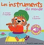 Les instruments (Tome 1) - 6 images à regarder, 6 sons à écouter