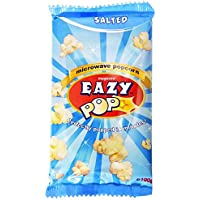 Eazypop - Palomitas saladas - 100 g - Pack de 3 unidades