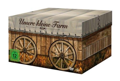 Unsere kleine Farm - Die komplette Serie (Limited Edition, 58 Discs) (Versand Fässer)