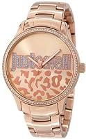Reloj Just Cavalli R7253127507 de cuarzo para mujer con correa de acero inoxidable, color plateado de Just Cavalli
