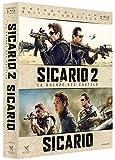 Sicario + Sicario : La guerre des Cartels [Blu-ray]