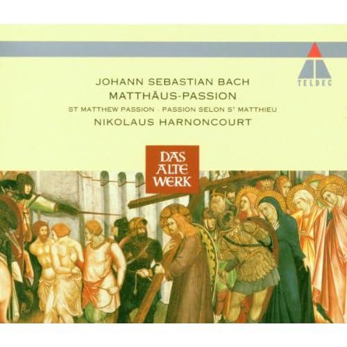 Bach, JS : St Matthew Passion [1970]