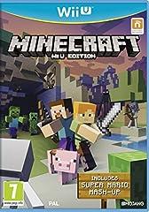 Idea Regalo - Nintendo, Minecraft Per Nintendo Wii U