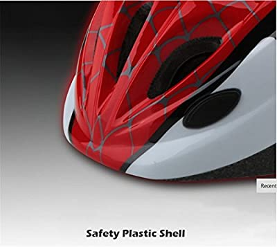 Smart Design Red Specialized Bicycle Cycle Cycling Bike Helmet for Kids Safety Protection,Ultralight Breathable Sport Bike Helmet for youth boy girl by Basecamp Cycle Helmet