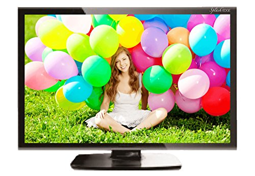 Sansui Splash Edge SJV32HH-2F 81.28 cm (32 inches) HD Ready LED TV (Black)