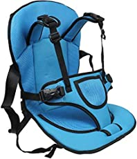 Flyngo Multi-Function Car Cushion for Baby and Toddlers's Kids Adjustable Baby Safety Belt (Color May Vary)