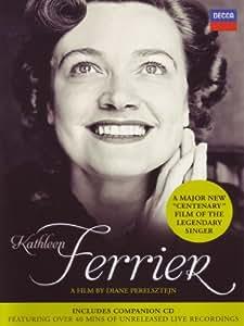 Kathleen Ferrier: A Film by Diane Perelsztejn [with bonus CD - Amary box] [DVD] [2012] [NTSC]