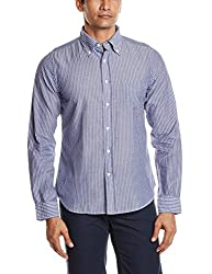 Gant Mens Casual Shirt (8907259991856_GMSJB0090_Large_Marine)