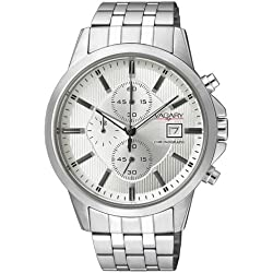 Men's Chronograph Watch Vagary By Citizen trendy IA 9-110-11 code