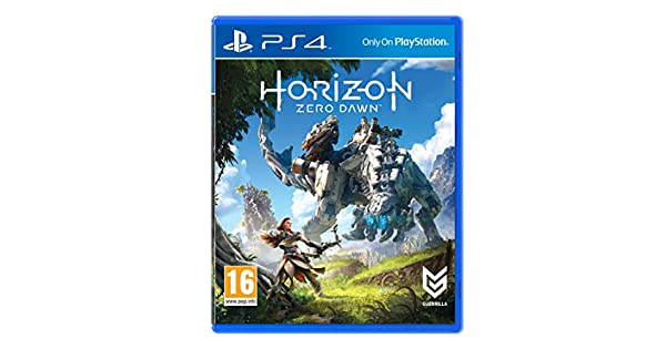 Horizon Zero Dawn Standard Edition: Amazon co uk: PC & Video