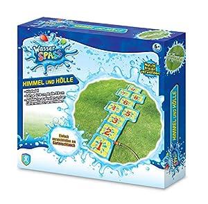 Xtrem Toys 00328 - Protector de Lluvia para niños a Partir de 6 años, Ideal para el jardín, en Verano, fácil de conectar a la Manguera de jardín, Multicolor