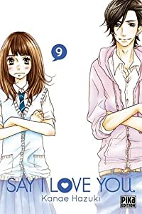 Say I Love You Edition simple Tome 9