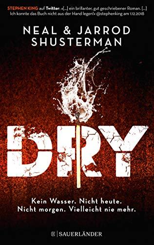 Buchseite und Rezensionen zu 'Dry' von Neal Shusterman