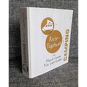 Camping-Reise-Tagebuch für Campingbus PERSONALISIERBAR Ringbuch DIN A5