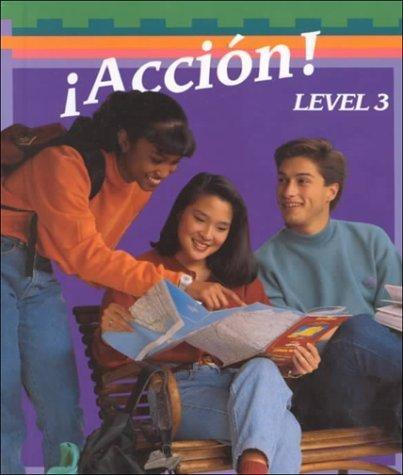 Accion: Level 3 by Vicki Galloway (1992-08-01)