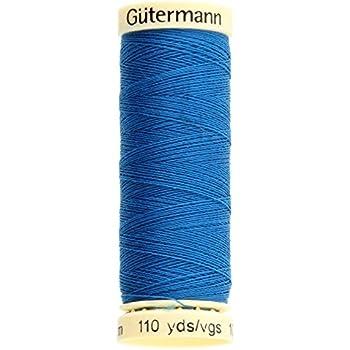 100/% Polyester Gutermann Sew-all Thread 100m Colour 302 DARK FOREST GREEN