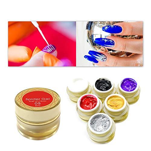 Esmalte uñas Venalisa gel manicura UV LED 5 ml