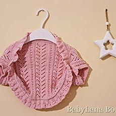 Cuffietta neonato fatta a maglia in alpaca e seta. Photo Props ... 4cd3387dc96e