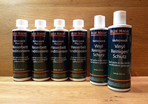 6-tlg-set-blue-magic-4-konditionierer-2-reiniger-wasserbett-conditioner