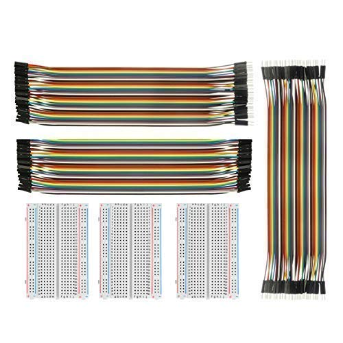 Jumper Wire Breadboard – alleu Bj 018 3pcs 400 Pin
