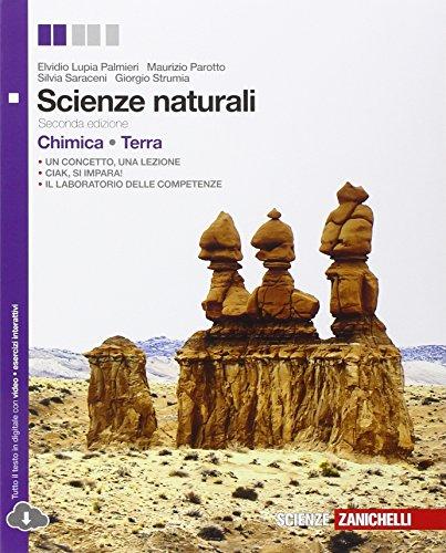 Scienze naturali. Chimica-Terra. Per le Scuole superiori. Con espansione online