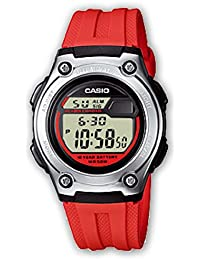 Casio Collection Women's Watch W-211-4AVES