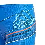 Adidas SB BX CB–Badeanzug, Kinder, Blau, (blau/weiß)