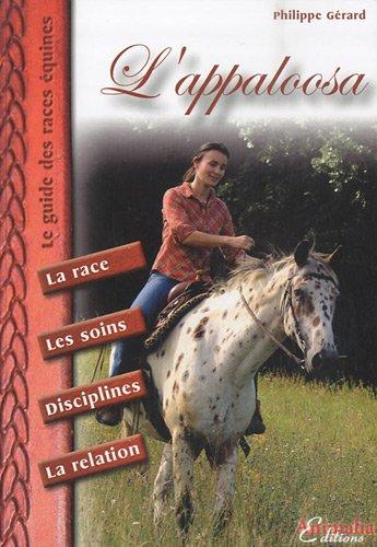 L'Appaloosa par Philippe Gérard
