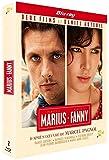 Deux films de Daniel Auteuil : Marius (Partie 1) + Fanny (Partie 2) [Blu-ray]