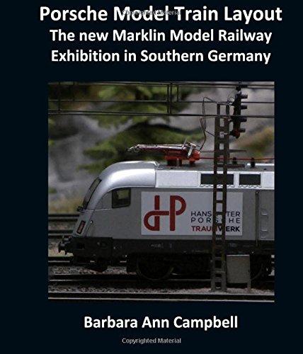 Porsche Model Train Layout: The new Marklin Model Railway Exhibition in Southern Germany por Barbara Ann Campbell