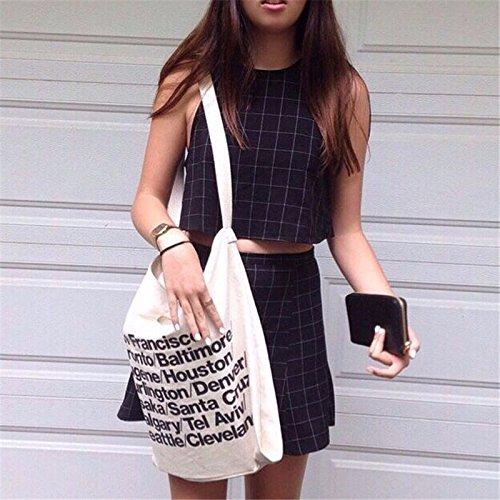 rumpestm-vintage-american-apparel-woven-cotton-city-bag-with-strap-canvas-letter-cowboy-shopping-bag